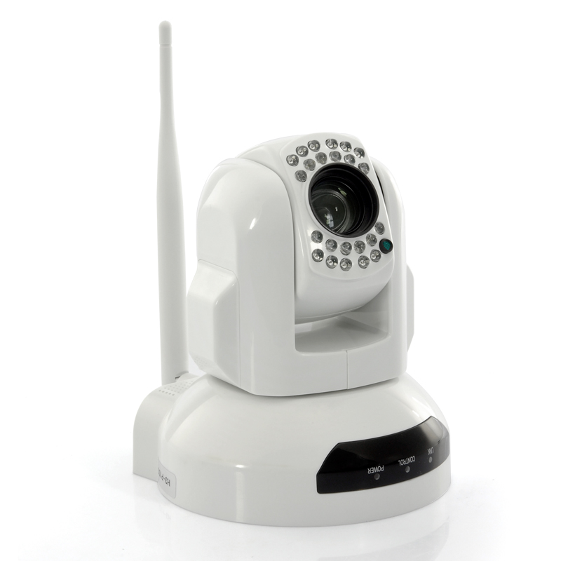"IP Surveillance Camera ""Turret"" - Sony CCD lens, 10x Optical Zoom, High Speed PTZ OA1724"